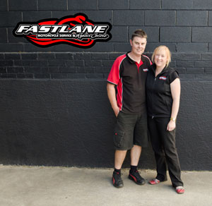 Fastlane Motorcycle Service an Repair Centre - About Us